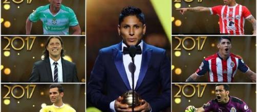 premio de los mejores jugadores de mexico