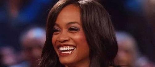 Rachel Lindsay visits the families of her suitors [Image: Entertainment Tonight/YouTube screenshot]