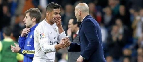 Real Madrid : L'incroyable aveu de Casemiro sur Zidane !