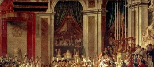La coronación de Carlo Magno. Tras la Huella del Herétodo