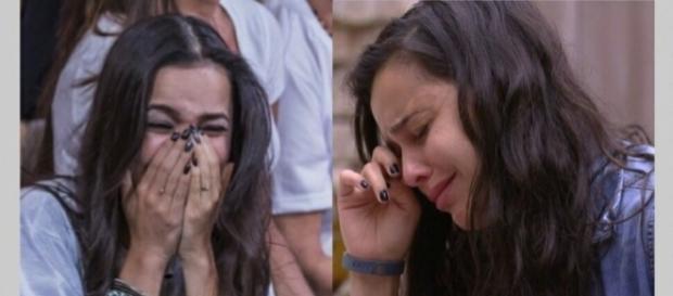 """As irmão Mayla e Emilly """"sofrem"""" com maldade de seguidores cruéis"""