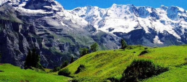 Assegnate dalla carovana delle alpi di legambiente le bandiere verdi 2017