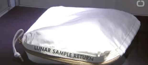 Auction To Include Moon Dust Collected By Neil Armstrong - Image -Wochit News | YouTube