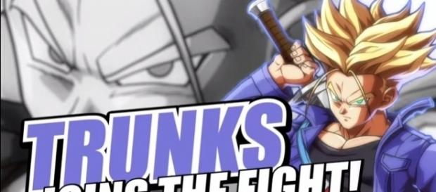 """Bandai Namco's upcoming """"Dragon Ball FighterZ"""" will feature Trunks among other popular characters. [Image via YouTube/Bandai Namco Entertainment]"""