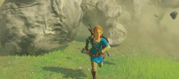 """Breath of the Wild"" is arguably one of the best games on the Nintendo Switch (image credit: YouTube/IGN)"