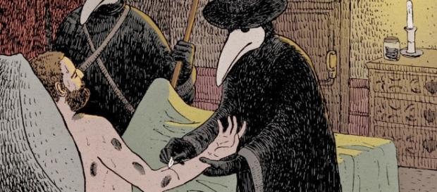 Decálogo de la peste negra para los médicos medievales - ThingLink - thinglink.com