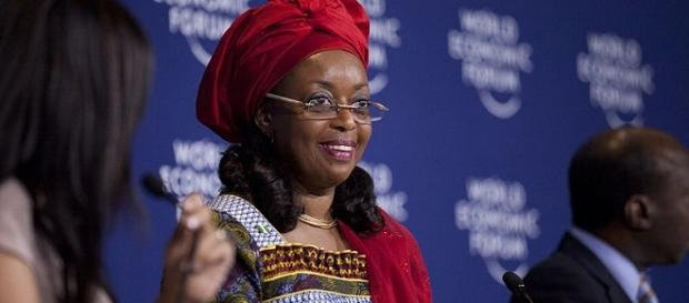 Diezani credits:wikimedia https://commons.wikimedia.org/wiki/File:Diezani_K._Alison-Madueke_-_World_Economic_Forum_on_Africa_2012_(2).jpg