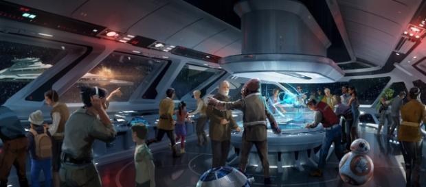 Disney Star Wars land theme park details revealed - ew.com