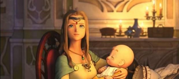 Dragon Quest XI prologue video (https://www.youtube.com/watch?v=VB9Cxnftl2w) - Square Enix/YouTube