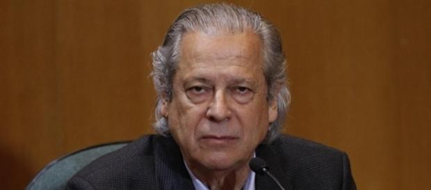 Ex-ministro de Lula e Dilma, José Dirceu (Foto: Reprodução)