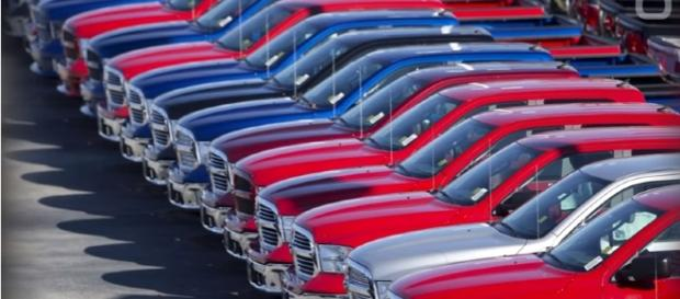 Fiat Chrysler Recalls 1.33 Million Cars - Image - Wochit Business (citing Reuters) - YouTube