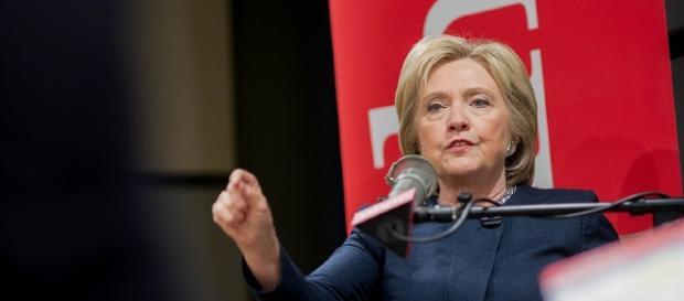 Hillary Clinton (Photo credit: NHPR via Flickr.com)