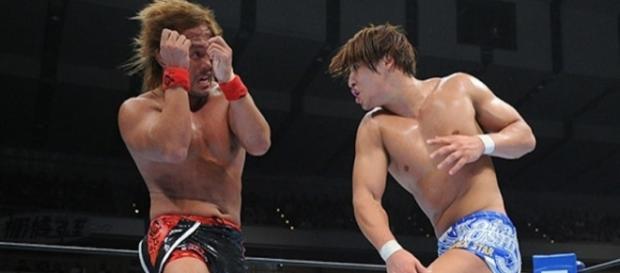 Ibushi y Naito dieron una lucha de 5 estrellas. njpw.co.jp.