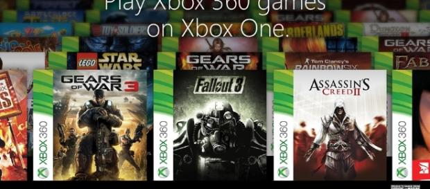 Introducing Your First 104 Xbox One Backward Compatible Games ... - xbox.com