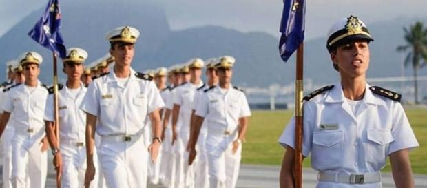 'Marinha do Brasil' oferece 90 vagas de trabalho