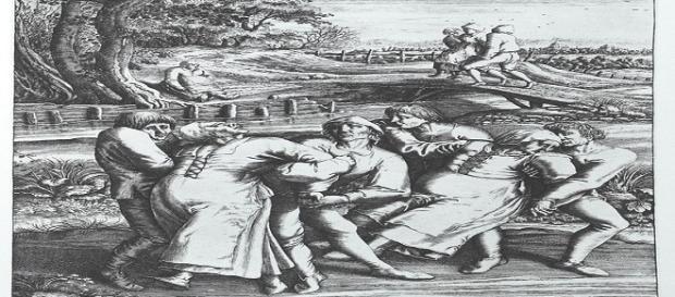 Misteri della storia: l'epidemia del ballo