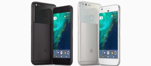 New feature of Pixel XL 2 leak / Photo via Google