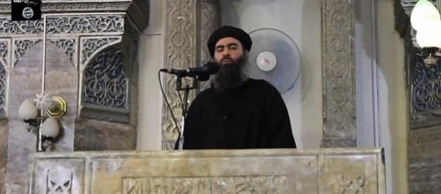 Un oficial kurd specialist în anti-terorism susține că liderul ISIS, al-Baghdadi este în viață și se ascunde în Siria-Foto: AFP/ Getty Images