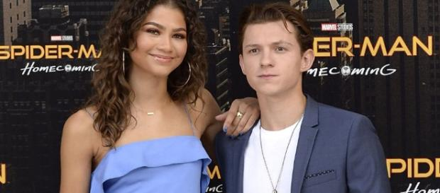 Zendaya and Tom Holland Are Dating - Image via People - Flickr