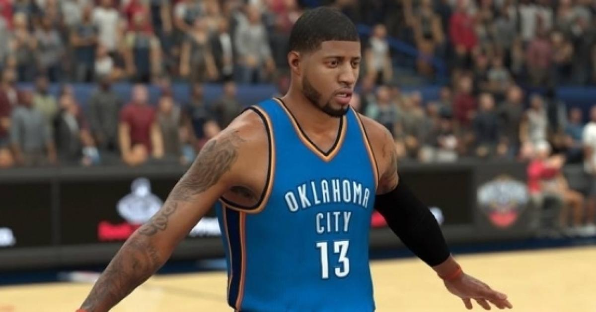 3563889b0e5 First batch of NBA 2K18 player ratings have been released