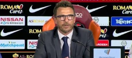 ICC 2017, dove vedere Roma-Psg: Eusebio Di Francesco
