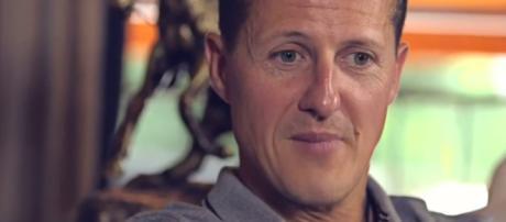Michael Schumacher / James Love / YouTube Screenshot