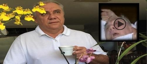 Apresentador Marcelo Rezende desmente boatos maldosos na web