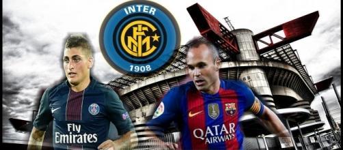 Calciomercato Inter: Verratti o Iniesta per il grande colpo