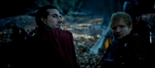 Ed Sheeran cameo in 'Game Of Thrones' - Ryan R | YouTube Screenshot/https://www.youtube.com/watch?v=r9OoIQUTPaQ