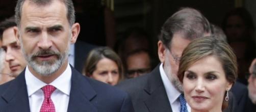 """Felipe VI y Letizia, visita oficial a su """"familia"""" inglesa - diezminutos.es"""