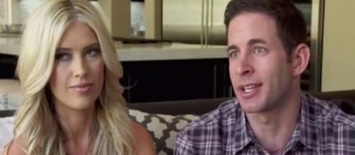 'Flip or Flop' former couple and host of HGTV's show Tarek and Christina El Moussa / Photo via Nicki Swift , YouTube