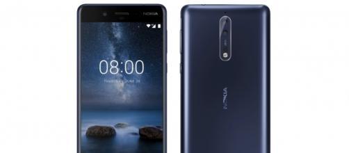Il nuovo smartphone del produttore svedese: il Nokia 8