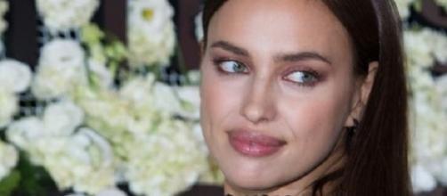 A modelo russa Irina Shayk foi mãe em março