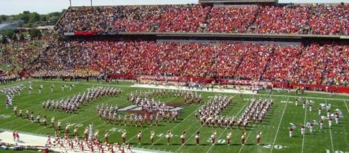 Jack Trice Stadium. Photo courtesy: K.a.zenz via Wikimedia Commons