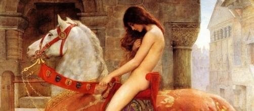 Lady Godiva, por John Collier, 1897