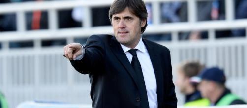L'allenatore del Trapani, Alessandro Calori, avrà il compito di riportare i siciliani in serie B