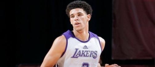 Lonzo Ball named MVP of the NBA Summer League - BBB Instagram