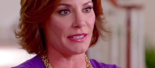 LuAnn de Lesseps denies marriage trouble with her husband. Image via YouTube/Bravo
