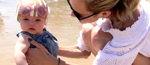 Meghan King Edmonds says motherhood is hard work.