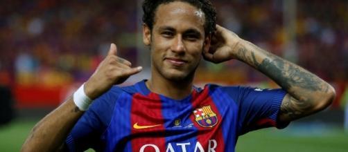 Neymar vai para outro time da Europa? Adeus 'Barça' (Foto: Reprodução)