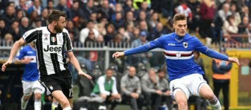 Schick non resterà alla Sampdoria