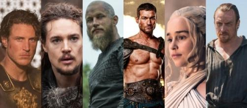''The Last Kingdom'', ''Vikings'' e ''Game of Thrones'' fazem parte dessa lista