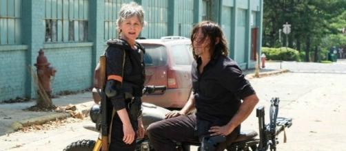 The Walking Dead 8 l'amaro ritorno sul set, dopo la morte di John Bernecker