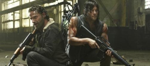 Walking Dead' Stuntman John Bernecker Tragically Falls To His Death - Screenshot