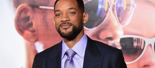 "Will Smith to play the Genie in Disney's ""Aladdin"" (Image Credit: Disney/Youtube screenshot)"
