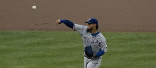 Yovani Gallardo has moved on to the Mariners - Keith Allison via Flickr