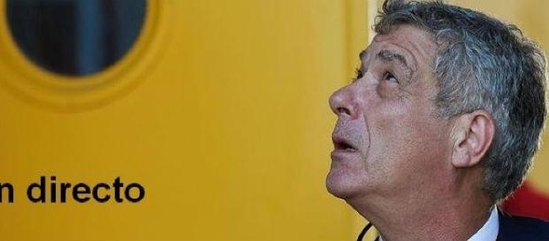 Ángel María Villar detenido en Madrid