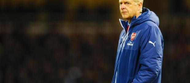 Arsène Wenger - Coach d'Arsenal