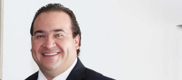 El ex gobernador de Veracruz, Javier Duarte de Ochoa