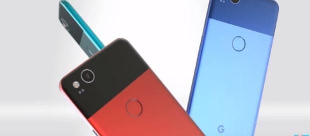 Google Pixel 2 XL - YouTube/Concept Creator Channel